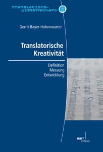 BuchTranslatorischeKreativitaet